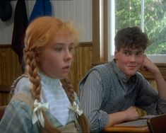 Anne Shirley & Gilbert Blythe--Love the Anne   of Green Gables series. Anne with an E ;))