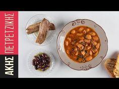 Γίγαντες στη χύτρα ταχύτητας | Kitchen Lab by Akis Petretzikis - YouTube Chana Masala, Recipies, Ethnic Recipes, Kitchen, Food, Youtube, Greek Recipes, Recipes, Cooking