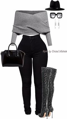 Cute Swag Outfits, Classy Outfits, Pretty Outfits, Stylish Outfits, Stylish Clothes, Night Outfits, Fall Fashion Trends, Winter Fashion Outfits, Fall Winter Outfits