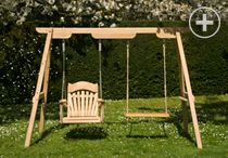 a swing for two