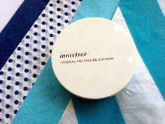 New Review on Innisfree Mineral Melting BB Cushion @ Justsoapril.blogspot.com