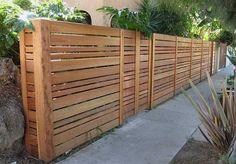 Resultado de imagen de timber fence
