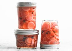 Quick Pickles with Spring Produce | Pickled Radishes