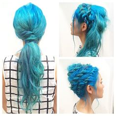 beautiful-turquoise-hair