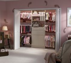 The Fix-Its: The Nursery Closet: How in the World Will I Organize This Thing?