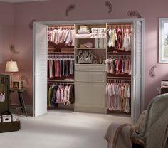 small closet makeover