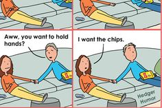 Wife's Comics About Married Life Are Just So Darn Relatable | HuffPost