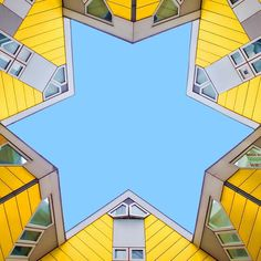 Invigorating Instagram Feed Highlights Kaleidoscopic Architecture of the World - My Modern Met