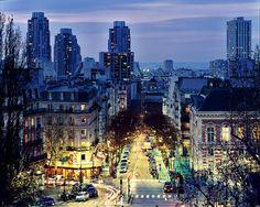 Avenue de Laumière, Paris 19e