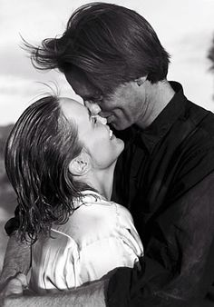Jessica Lange & Sam Shepard( together 1982-2009, one daughter, one son)  Daughter: Hanna  Son: Walker)