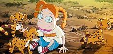 Eliza Thornberry The Wild Thornberrys, Darwin, Scooby Doo, Childhood, Tumblr, Memories, Disney, Fictional Characters, Art