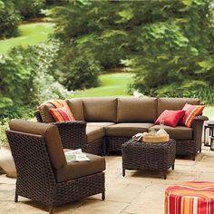 Outdoors look...love it !!