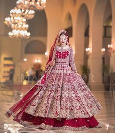 Hottest Totally Free Bridal Dresses pakistani Ideas Whether or not you are dream. - Hottest Totally Free Bridal Dresses pakistani Ideas Whether or not you are dreaming of your wedding dress considering that you are 5 and are aware of th Source by - Asian Bridal Dresses, Asian Wedding Dress, Indian Bridal Outfits, Pakistani Wedding Outfits, Indian Bridal Fashion, Wedding Dresses For Girls, Pakistani Wedding Dresses, Wedding Hijab, Indian Dresses