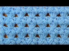 Фантастически красиво! Ажурный узор вязания крючком Openwork crochet video pattern 124 - YouTube Crochet Stitches Free, Knitting Stiches, Knitting Patterns Free, Stitch Patterns, Crochet Patterns, Crochet Instructions, Tatting Patterns, Crochet Videos, Knitting For Beginners