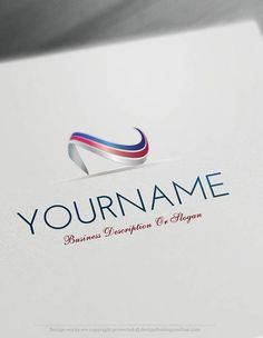 Create a Logo Free – wave Logo Templates