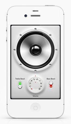 Dribbble - speaker-full.png by Anton Kudin