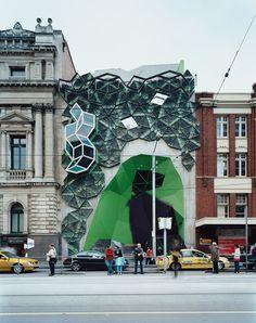 Storey Hall, RMIT University, Melbourne - Ashton Raggatt McDougall Architects