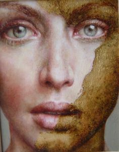 'Icon I'...Artwork of Pam Hawkes.  -Penny-