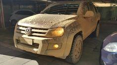 Amarok after mud
