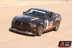 Andrew Nier's 2012 Ford Mustang at #DriveOPTIMA Las Vegas 2015