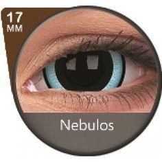 efbe9a3930257 Phantasee Mini Sclera Lens Nebulos Lentes De Contato Coloridas, Lentes  Redondas, Deadpool, Maquiagem