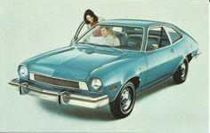 1974 Ford Pinto 2-Door Sedan