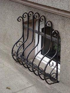 Arte Fero Line - Grilaje la ferestre
