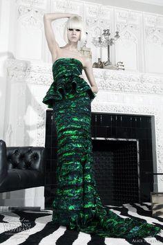 alice and olivia dresses fall 2012