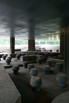 Herzog & de Meuron & Ai Weiwei 2012 London Serpentine Pavilion.