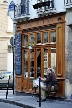 Ile de la CIté, Rue Chanoinesse