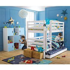 lits superpos s lits jumeaux pin massif maysar achats et assiettes. Black Bedroom Furniture Sets. Home Design Ideas