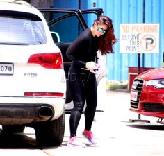 <p>Kareena Kapoor Khan has been busy gymming to keep herself super-fit after son Taimur's birth</p>