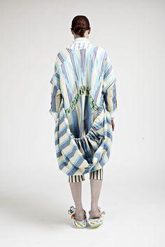 Joyce Wong  — BA (Hons) Fashion Design Technology: Womenswear
