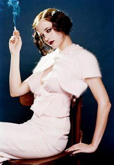 Eva Green.