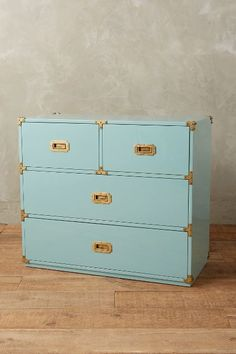 Lacquered Wellington Dresser - anthropologie.com