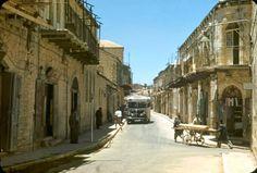 Jerusalem in the 1950's
