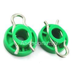 10x/set Front Door Power Window Regulator Guide Roller Clips Fastener For Saab 9-3  9-5  900 4493433 #Affiliate