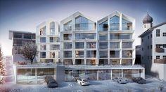 peter pichler architecture chosen to renovate italian hotel in the dolomites