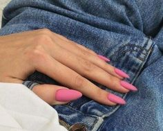 On average, the finger nails grow from 3 to millimeters per month. If it is difficult to change their growth rate, however, it is possible to cheat on their appearance and length through false nails. Cute Nails, Pretty Nails, Coffin Nails, Acrylic Nails, Gel Nail, Nail Polish, Hair And Nails, My Nails, Finger