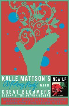 Kalle Mattson- Anchors CD Release show at Mavericks