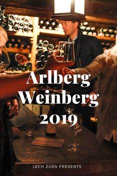 In der ersten Woche im Dezember versammeln sich die Weinfans von nah und Fern am Arlberg. Edle Weine werden präsentiert und zu den Speisen der Spitzenköche serviert. Genuss auf höchstem Niveau. Events, Movies, Movie Posters, Vine Yard, December, Films, Film Poster, Cinema, Movie