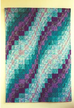 Bargello Twist - Cool design, but don't like twist as much as wave