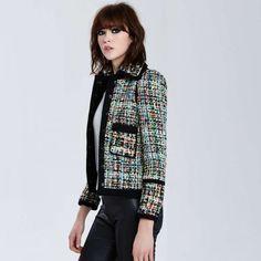 Vintage Treasure: Tweed Jacket | The Zoe Report