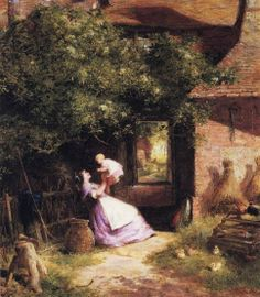 Victorian British Painting: Charles Green