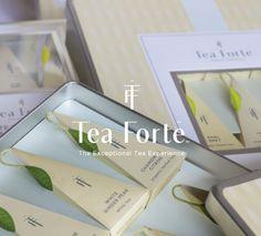 紅茶専門店Tea forte | 金賞受賞 ギフト・プレゼントに