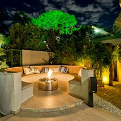 Piletas de estilo moderno por Karin Brenner Arquitetura e Engenharia