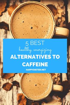 5 Best Healthy Energizing Alternatives To Caffeine - Happy Dieter The Effective Pictures We Offer You About Healthy Drinks mornings A quality picture can tell you many things. You can find the most be Fruit Smoothies, Healthy Smoothies, Healthy Drinks, Smoothies Coffee, Coffee Drinks, Healthy Foods, Diabetic Snacks, Healthy Snacks For Diabetics, Clean Eating Snacks