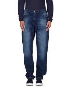 BIKKEMBERGS Denim pants. #bikkembergs #cloth #top #pant #coat #jacket #short #beachwear
