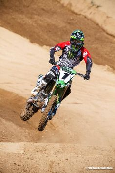 Ryan Villopoto is back on the bike!