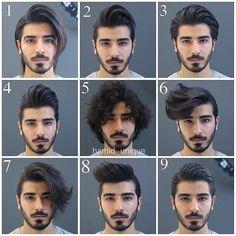 Popular Haircuts For Short Hair Men Trendy Mens Hairstyles, Mens Hairstyles With Beard, Hair And Beard Styles, Haircuts For Men, Curly Hair Styles, Cool Hairstyles, Gents Hair Style, Popular Haircuts, Facial Hair